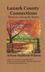 Lanark County Connections small book cover