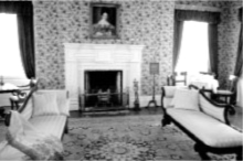 Matheson House living room