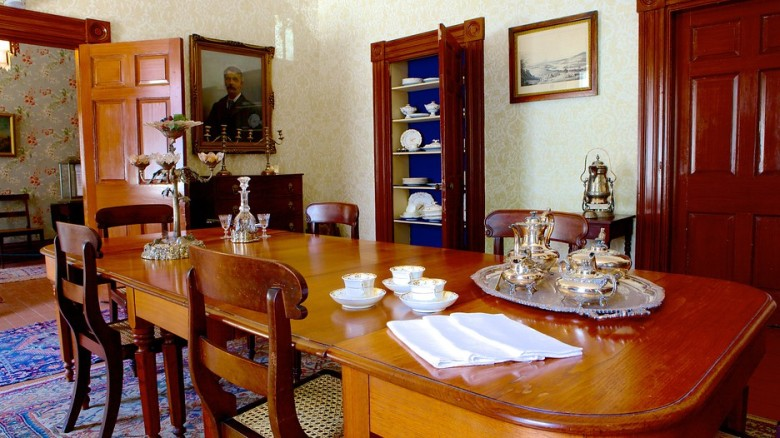 Perth Museum Dining Room
