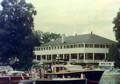Rideau Ferry Inn