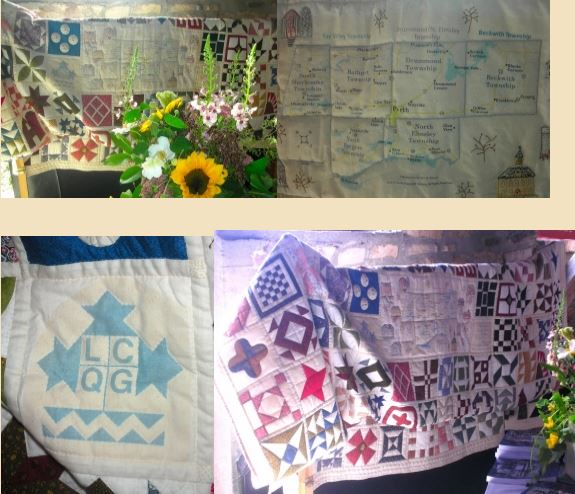 200th Anniversary quilt