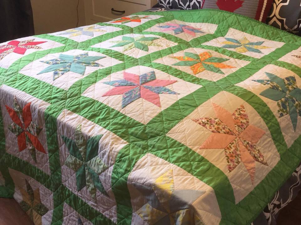 Eleanor Conboy's quilt # 1