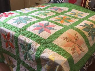 Eleanor Conboy's quilt # 1