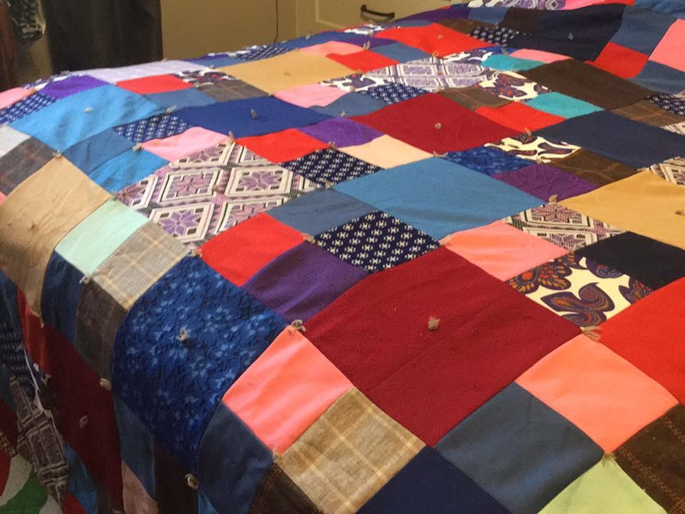 Eleanor Conboy's quilt # 2