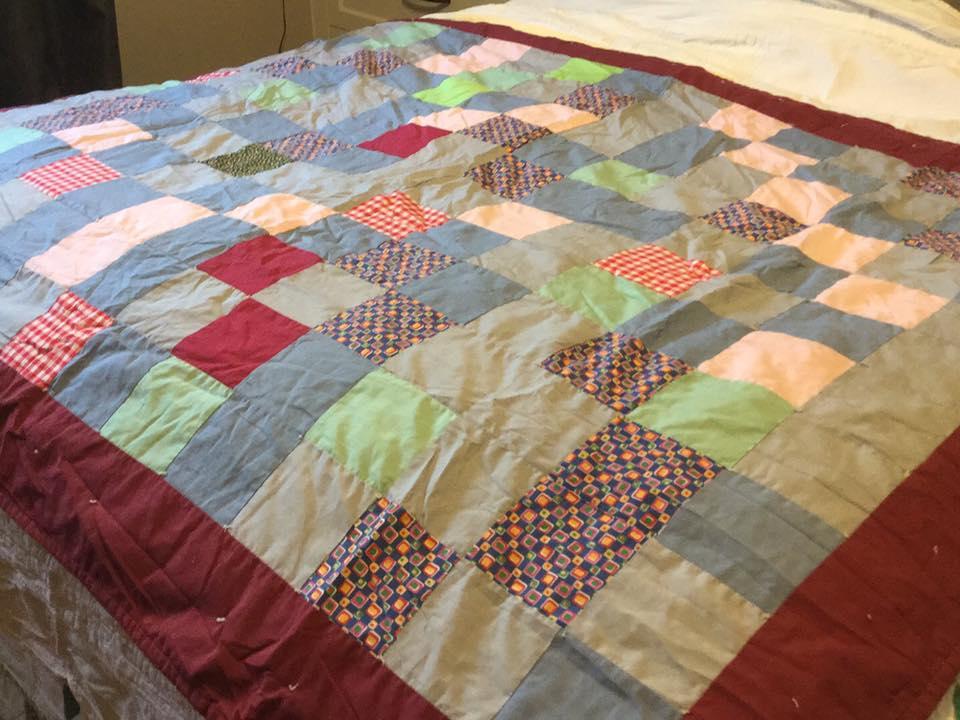 Eleanor Conboy's quilt # 3