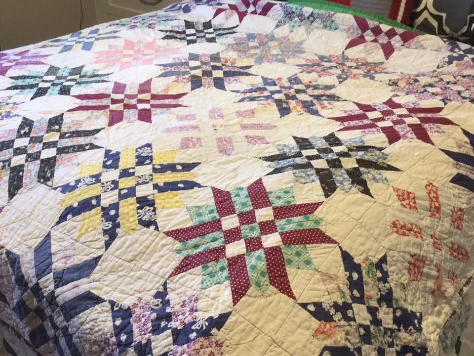 Eleanor Conboy's quilt # 6