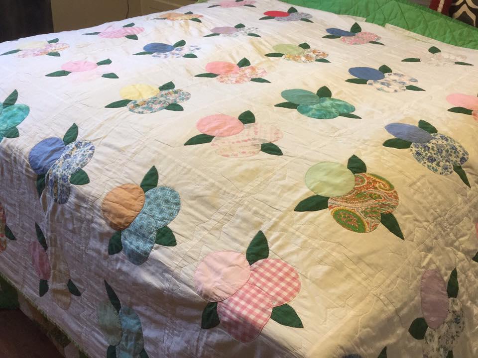 Eleanor Conboy's quilt # 7