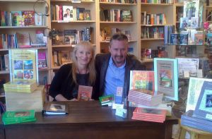LCC book launch Arlene & Kevin
