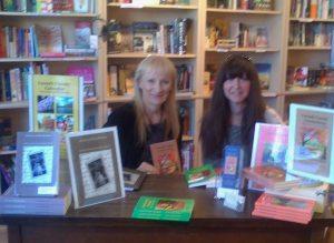 LCC book launch Arlene & Leslie