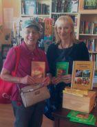 LCC book launch Ute and Arlene