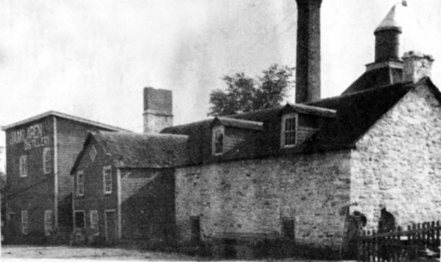 McLaren Distillery from Perth Remembered