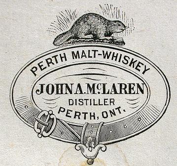 McLaren Distillery trademark