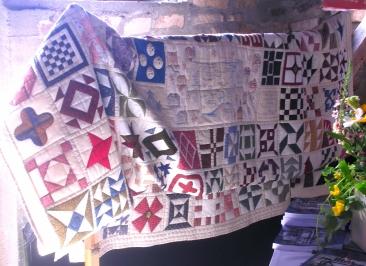 Quilt # 5 Detail 200th anniversary0001