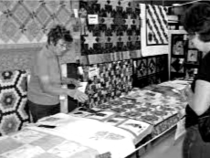 quilts at the fair