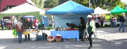 Book Fair farmer's assorted vendors0001