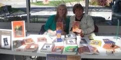 Book Fair farmer's market Arlene & Carol Ann0001