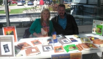 Book Fair farmer's market Arlene & Kevin0001