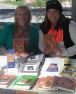 Book Fair farmer's market Arlene & Shannon0001