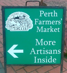Book Fair farmer's market sign0001