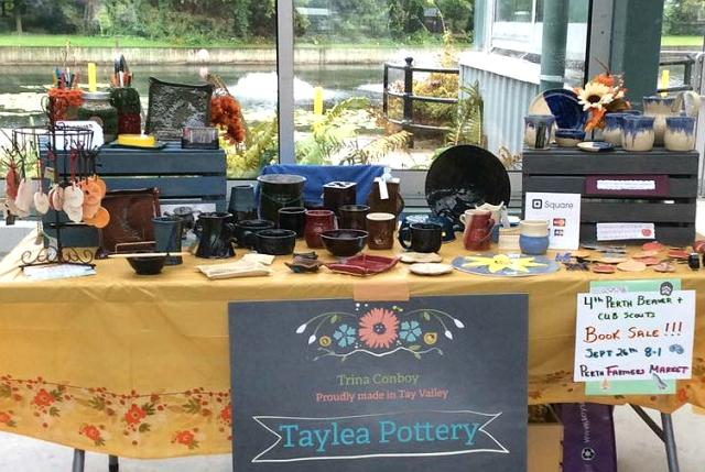 Taylea Pottery