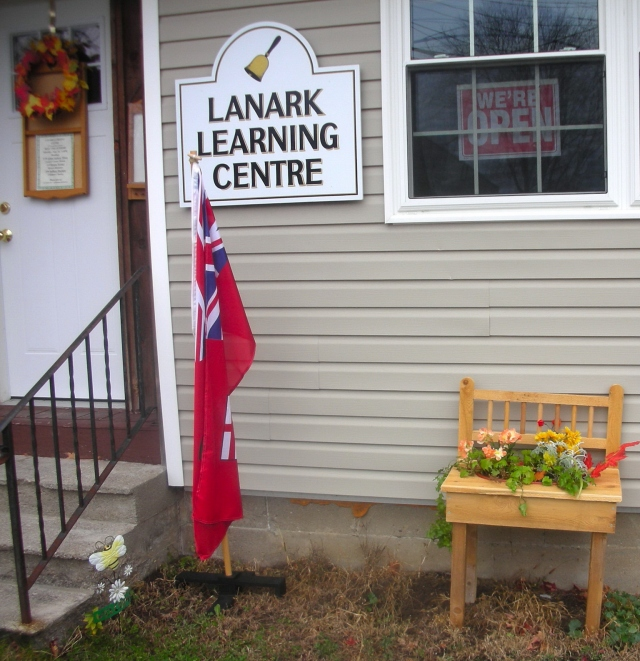 Lanark Learning Centre entrance0001