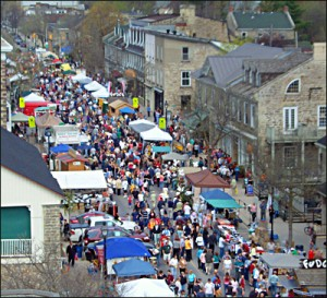 maple festival gore st vendors