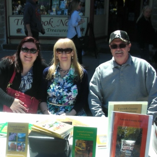 Tracey her Dad and Arlene Maple Fest 20160001