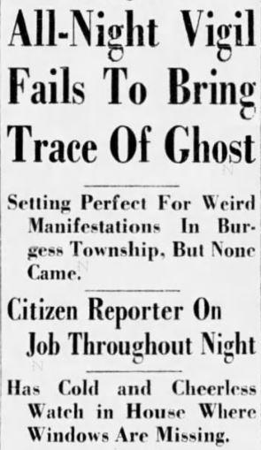 Burgess ghost 6