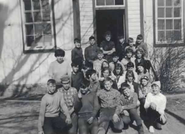 S S # 4 class in 1968