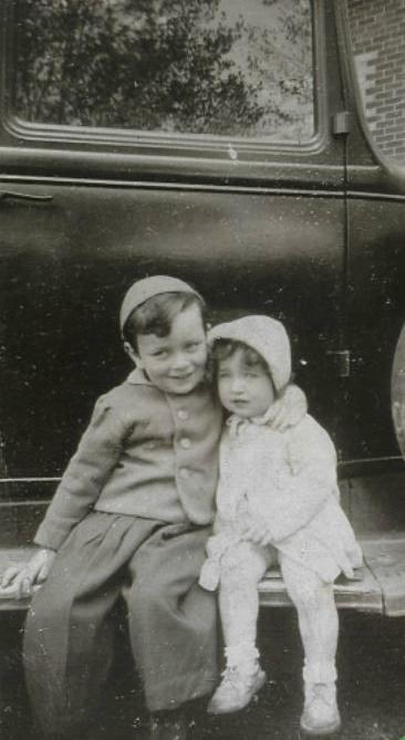 Tim and Judy 1946