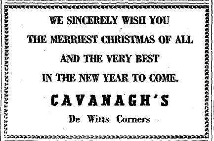 cavanaghs-1966