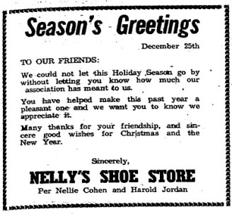 nellys-shoe-store-dec-22-1960