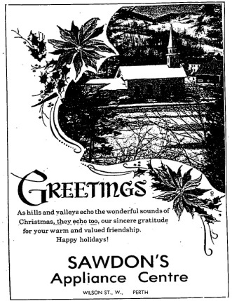 sawdons-appliances
