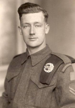 William Allan WWII