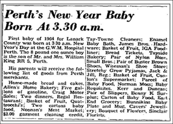 1964-baby