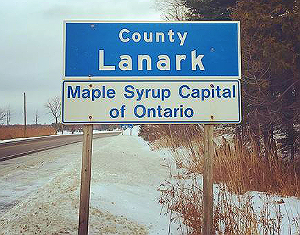 maple syrup capital