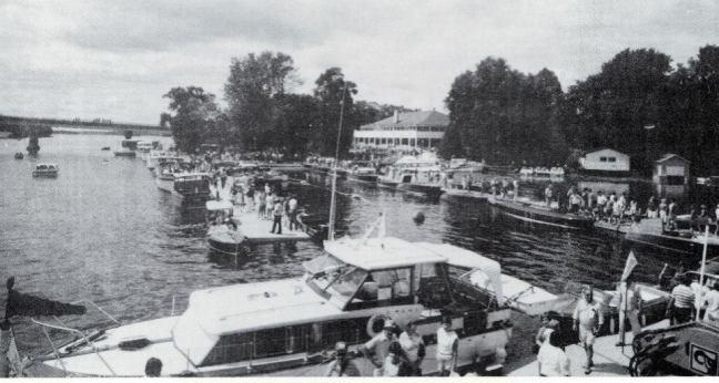 Boat Show Rideau Ferry