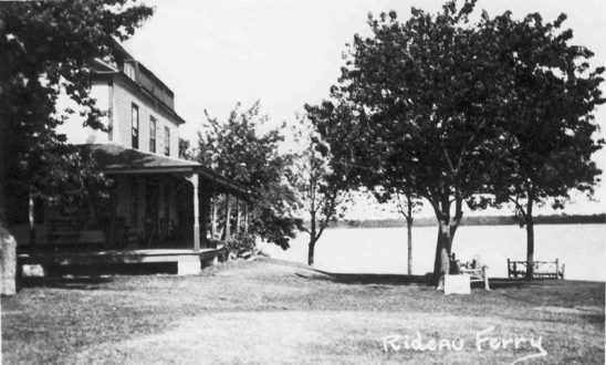Rideau Ferry Coutts House 1889