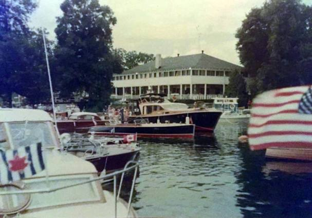 Rideau Ferry Inn 1982