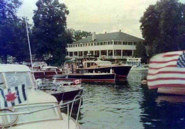 Rideau Ferry Inn 1982