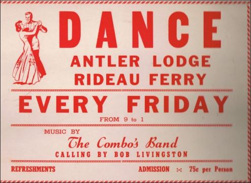 Antler Lodge poster