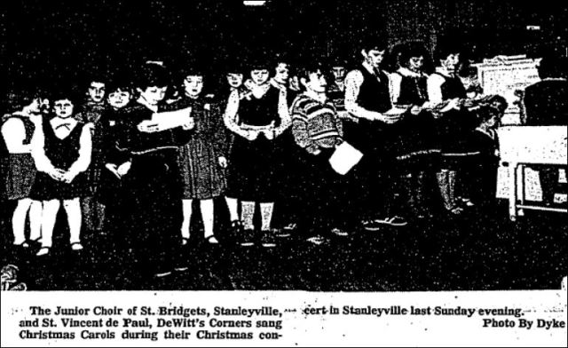 Dec 19 1979 Junior Choir