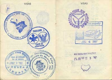 expo passport inside