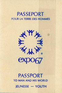 Expo passport