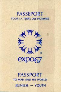 Expo passport