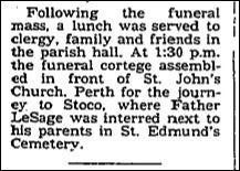 Nov 4 1976 p 14 Fr. LeSage part 3