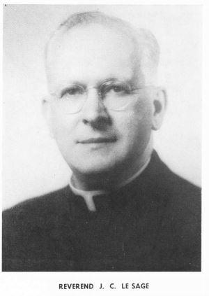 Rev. J.C. Le Sage