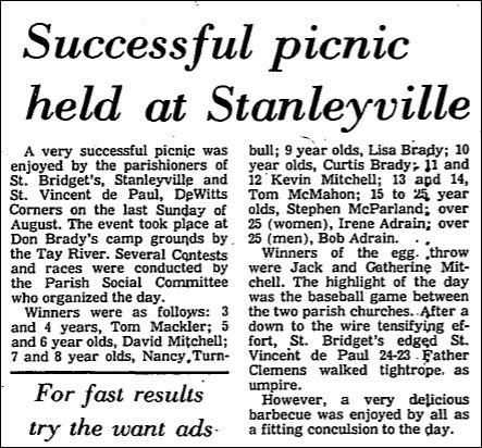 Sept 12 1979 picnic