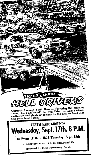 Hell Drivers 1969