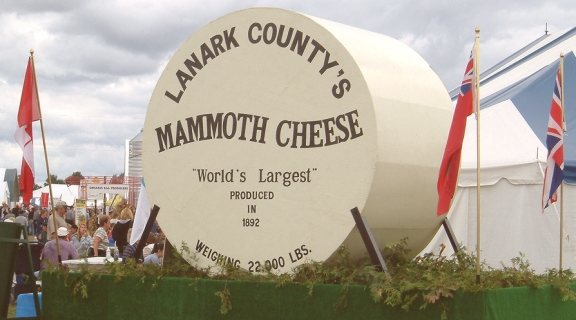 mammoth cheese